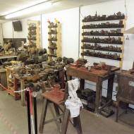 Tingieterij Holland werkplaats