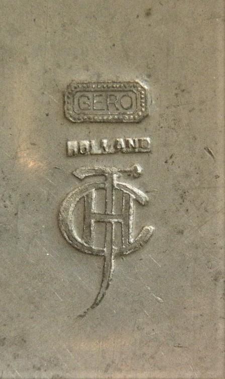 GERO tinmerk Chris van der Hoef